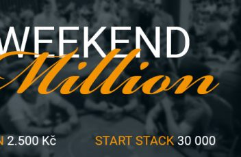 weekend million Hodolany