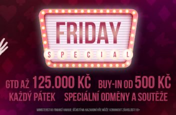 Casino Go4games - Friday special