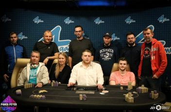 Casino Go4games Hodolany. Poker Fever Cup final day