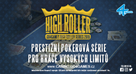 Go4games High Roller Series