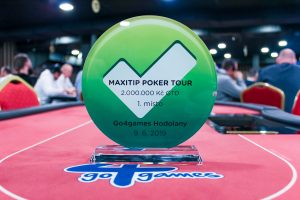 8.6.2019 Report Maxitip Poker Tour day 1