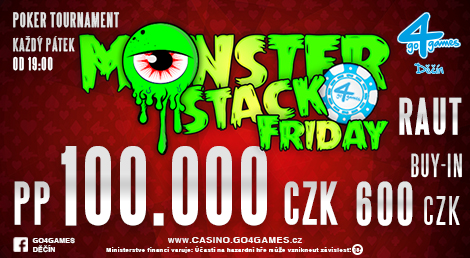 Děčín Monster Stack Friday