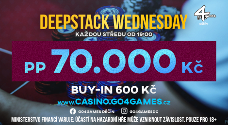 Děčín Wednesday Deepstack
