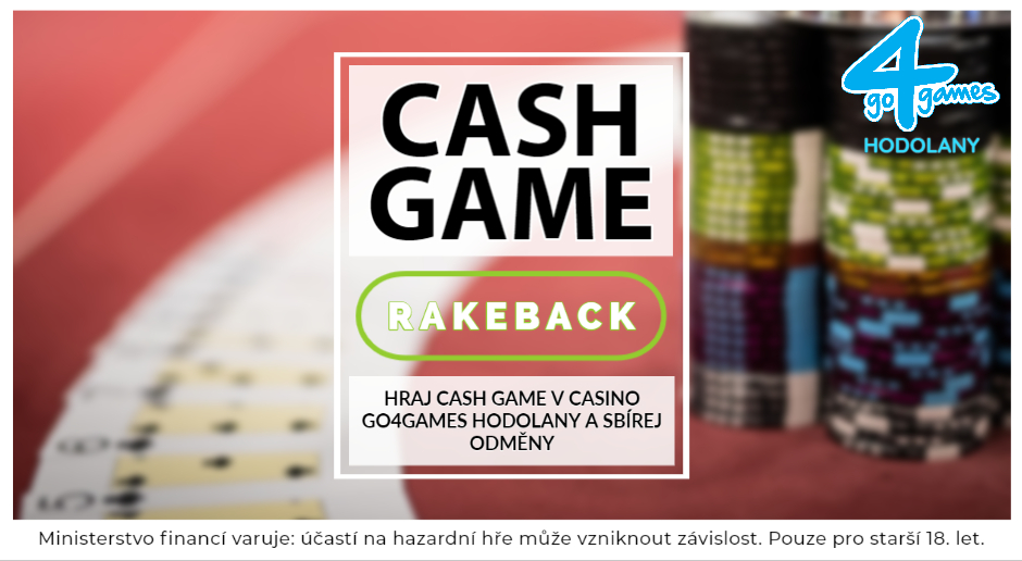 Go4games Cash Game Rakeback